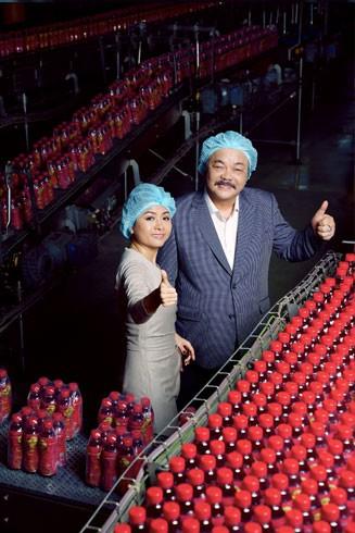 Tân Hiệp Phát đã sở hữu những dây chuyền sản xuất hiện đại trị giá hàng trăm triệu USD và là biểu tượng, là động lực cho không ít doanh nghiệp tư nhân Việt Nam vươn lên