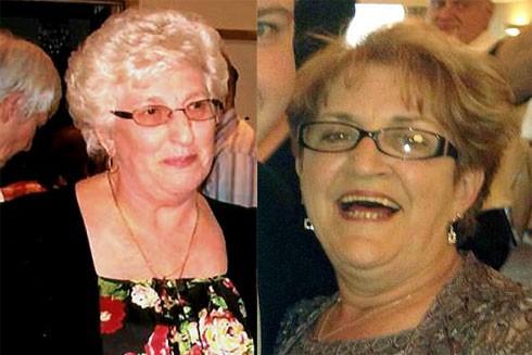 Bà Mary Davis (66 tuổi) và bà Jean Malone (76 tuổi)