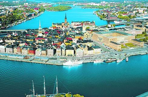 """Chuyến viễn du trên """"Huyền thoại phương Bắc"""" vượt eo biển Baltic"""