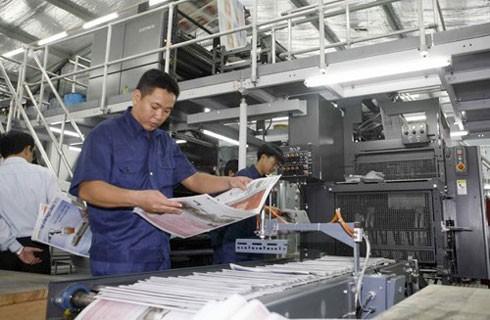 """Giá giấy leo thang, doanh nghiệp ngành in """"chóng mặt"""" (1): Diễn biến bất thường trên thị trường giấy ảnh 1"""
