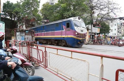 Hạ tầng đường sắt Việt Nam lạc hậu bậc nhất thế giới