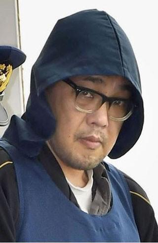 Bị cáo Yasumasa Shibuya