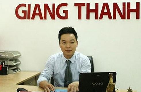 Luật sư Giang Hồng Thanh, Trưởng Văn phòng luật sư Giang Thanh, Đoàn Luật sư TP Hà Nội