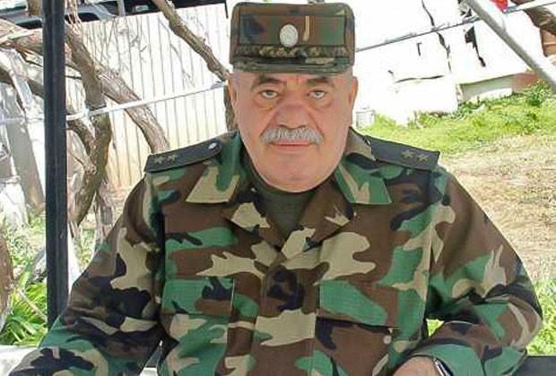 Trung tướng Manvel Grigoryan đã bị bắt