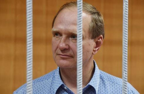Thượng tướng Shlyakov bị tạm giam 2 tháng