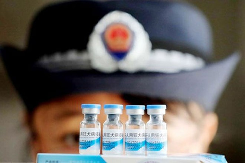 Ấn Độ cấm nhập khẩu vaccine phòng dại của Trung Quốc ảnh 1