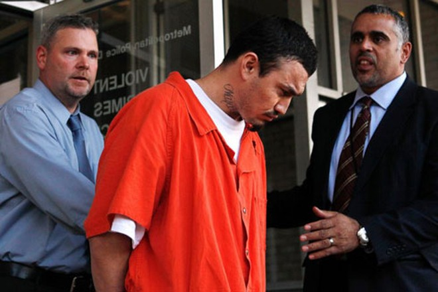 Guandique kẻ bị tình nghi giết Chandra Levy tại phiên tòa xét xử