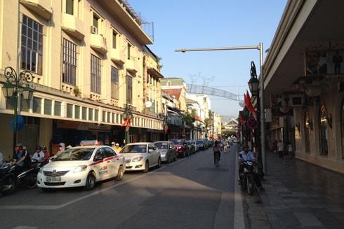 Từng có một cửa ô ở đầu phố Tràng Tiền