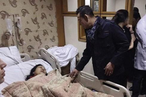 Đại sứ Việt Nam thăm du khách Việt Nam bị thương tại bệnh viện ở Cairo, Ai Cập