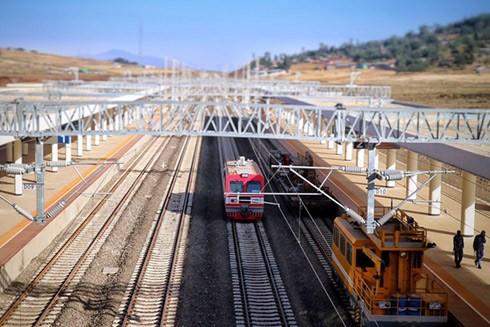 Dự án đường sắt trị giá 4 tỷ USD do Trung Quốc xây dựng ở Djibouti