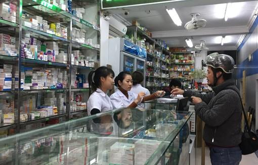 Các doanh nghiệp kinh doanh thuốc cần triển khai kế hoạch dự trữ thuốc trong dịp Tết Nguyên đán - Ảnh: LAM THANH
