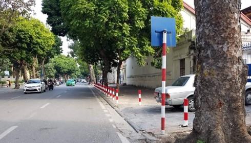 Quận Ba Đình ngày càng có thêm những tuyến phố xanh - sạch - đẹp
