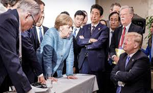 Lãnh đạo các quốc gia đồng minh chất vấn Tổng thống Mỹ