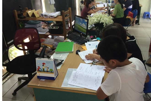 Phương thức tuyển sinh đầu cấp vào các trường chất lượng cao ở Hà Nội luôn được phụ huynh học sinh mong chờ