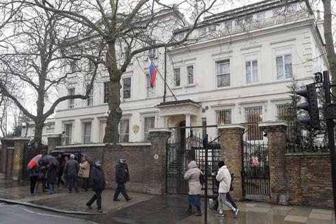 Đại sứ quán Liên bang Nga tại London