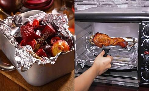Thực hư về việc giấy bạc gói thực phẩm có thể gây ung thư