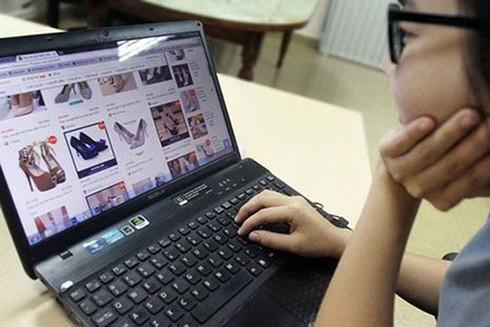 Việc mua, bán hàng qua mạng ngày càng phát triển (Ảnh minh họa)