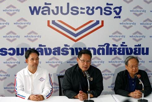 Đại diện EC (Thái Lan) công bố kết quả bầu cử