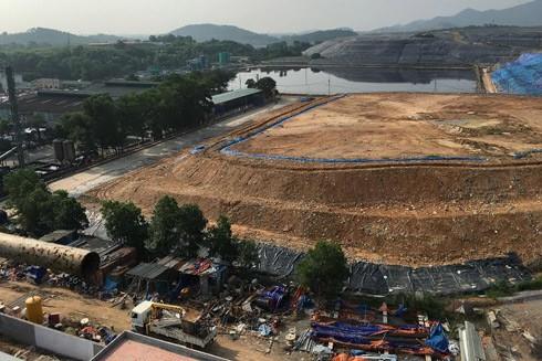 Các hộ dân sống trong khu vực bãi rác Nam Sơn sẽ được di dời