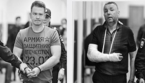 Andrei Vasilyev và Dmitry Frolov