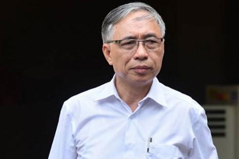 Luật sư Hoàng Huy Được - Đoàn Luật sư Hà Nội