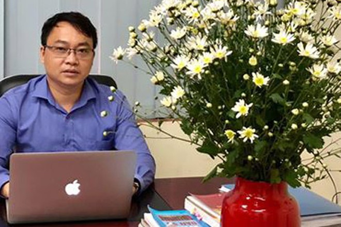Luật sư Đặng Thành Chung - Giám đốc Công ty luật TNHH An Ninh (Phòng 305 - Tòa nhà số 8 Láng Hạ, phường Thành Công, quận Ba Đình, Hà Nội)