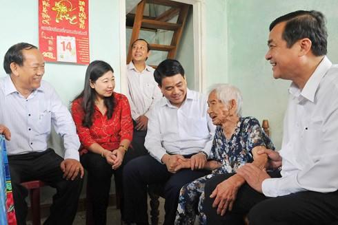 Thủ đô Hà Nội và tỉnh Quảng Nam hợp tác, phát triển toàn diện ảnh 2