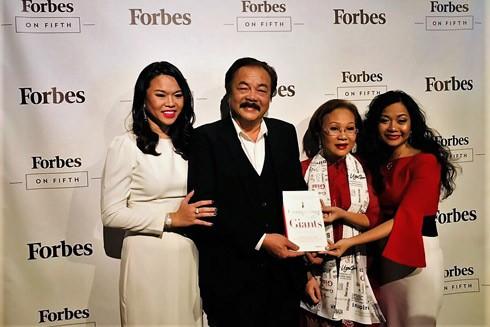 Với tầm nhìn chiến lược, gia đình của ông Trần Quí Thanh đang đưa Tân Hiệp Phát vươn ra biển lớn với những bước tiến vững chắc