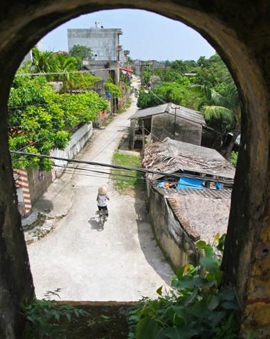Làng Cựu, Phú Xuyên, Hà Nội - nơi đang bảo tồn tương đối nguyên vẹn kiến trúc làng đặc sắc