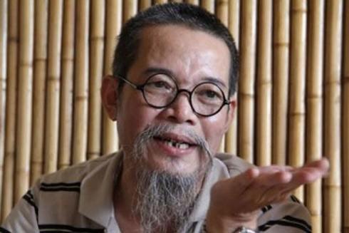 Nhà văn Đỗ Phấn
