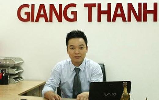 Luật sư Giang Hồng Thanh (Trưởng Văn phòng Luật sư Giang Thanh) Số 197 phố Đặng Tiến Đông, Hà Nội