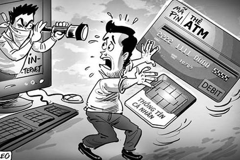 Cuộc chiến với tội phạm đánh cắp thông tin thẻ ngân hàng