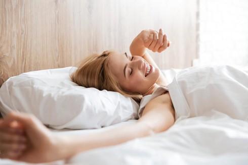 Bạn hãy thức dậy đúng cách để bắt đầu một ngày mới tràn đầy năng lượng