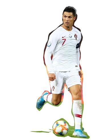 Ronaldo trên đường chinh phục chính mình