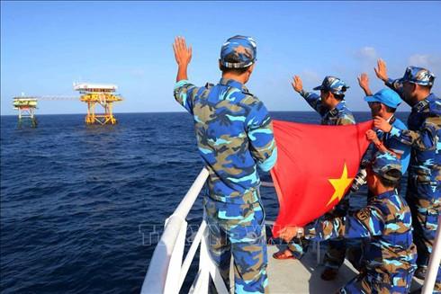 Trung Quốc phải tôn trọng quyền và lợi ích của Việt Nam trên biển được thừa nhận và bảo hộ theo Công ước của Liên hợp quốc về Luật Biển năm 1982