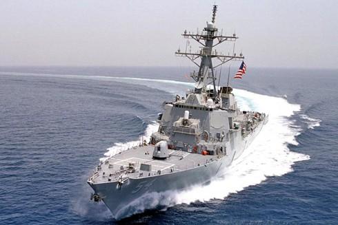 Hoạt động tuần tra của tàu chiến Mỹ khảo sát các đảo nhân tạo mà Trung Quốc chiếm đóng trái phép trên Biển Đông là sự bác bỏ mạnh mẽ tham vọng độc chiếm vùng biển này của Trung Quốc
