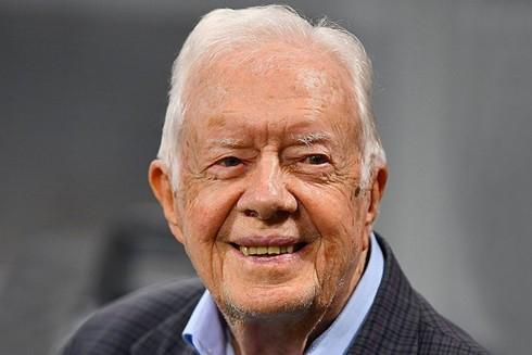 Cựu Tổng thống Jimmy Carter thẳng thắn nói lên mối e ngại của cử tri Mỹ