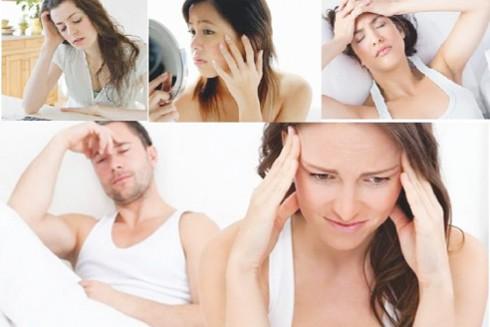 Rối loạn nội tiết tố gây ra hàng loạt triệu chứng khó chịu ở phụ nữ: suy giảm ham muốn, mất ngủ, mệt mỏi, nám da…