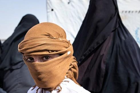 Hệ tư tưởng của IS vẫn ăn sâu vào người dân trong trại al-Hawl