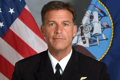 Tư lệnh Hạm đội Thái Bình Dương của Mỹ, Đô đốc John Aquilino