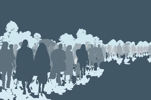 """Nhà thơ Mỹ danh tiếng Charles Simic đã nói: """"Với không ít người, phải rời bỏ quê hương đồng nghĩa với cái chết"""" (Ảnh minh họa)"""