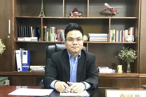 Luật sư Nguyễn Thanh Hà (Chủ tịch Công ty Luật SBLAW)
