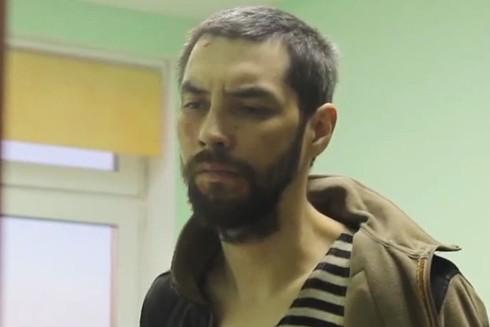 Nghi phạm Denis Pozdeev