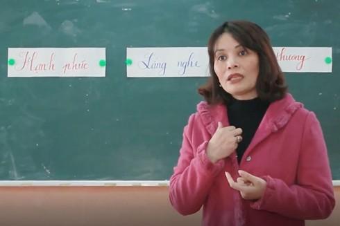Theo cô Nguyễn Lương Thiện, đằng sau sự ngỗ nghịch của một học sinh cá biệt lẩn khuất một câu chuyện khác