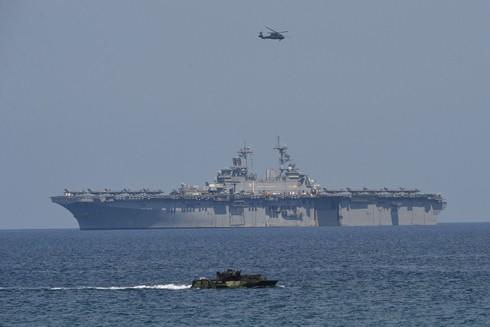 """Bộ trưởng Bộ Quốc phòng Mỹ Mark Esper khẳng định: """"Mỹ sẽ tăng cường tuần tra trên Biển Đông để phát đi thông điệp phản đối mọi hành vi dọa nạt và cưỡng ép"""""""