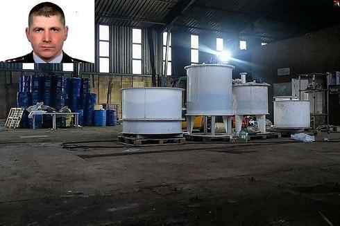 Đối tượng Kamenev và xưởng sản xuất ma túy