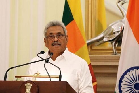 Tân Tổng thống Sri Lanka Gotabaya Rajapaksa