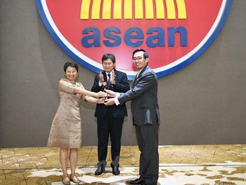 Việt Nam tiếp nhận chức Chủ tịch Ủy ban các Đại diện thường trực tại ASEAN (CPR)