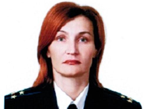 Cựu Trưởng công tố Olga đã bị bắt