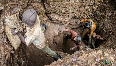 Các mỏ khai thác cobalt trên thế giới hiện chủ yếu tập trung ở Cộng hòa Dân chủ Congo